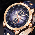 CURREN Quartz Watch Men Watches Top Brand Luxury Famous Wristwatch Male Clock Wrist Watch Luminous watch 2016 Relogio Masculino