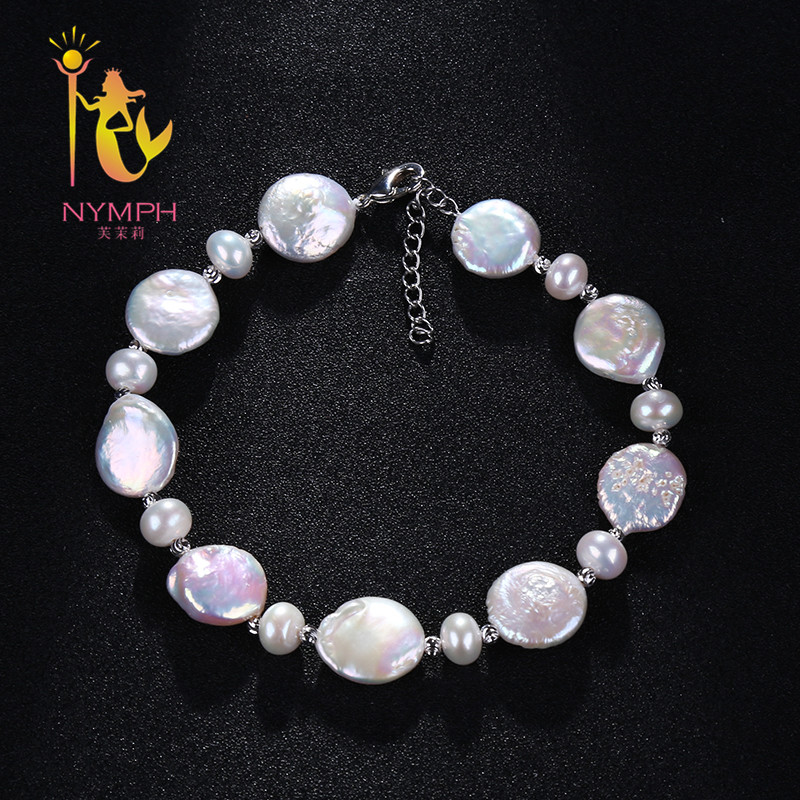 NYMPH Pearl Jewelry 1213mm...