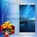 NILLKIN Amazing PE+ Blue Light Resistant 2.5D Tempered Glass Screen Protector Film For Huawei Ascend Mate 8 Mate8 Gift TPU Cases