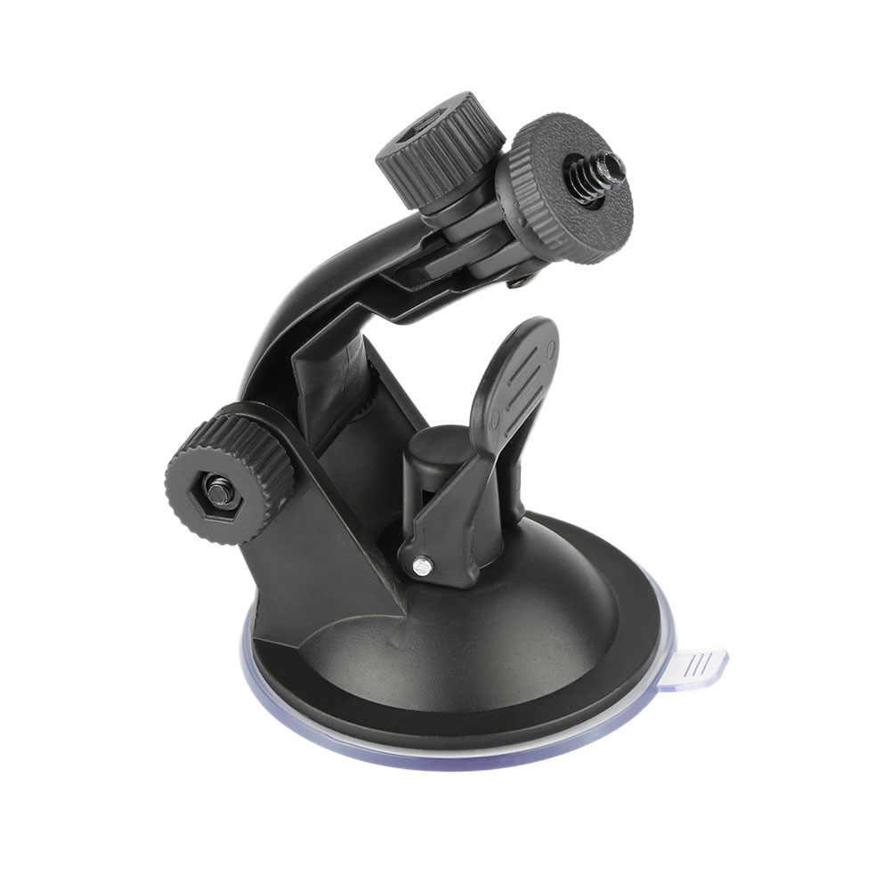 Univrsal Monta Mini Ventosa Tripé Carro Auto Carro Titular DVR DV GPS Camera Bracket Suporte Suporte Do Telefone