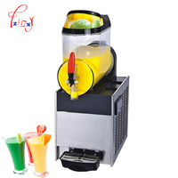 110/220V Single cylinder Commercial Snow Melting Machine XRJ10Lx1 Slush Ice Slusher Cold Drink Dispenser Smoothie Machine