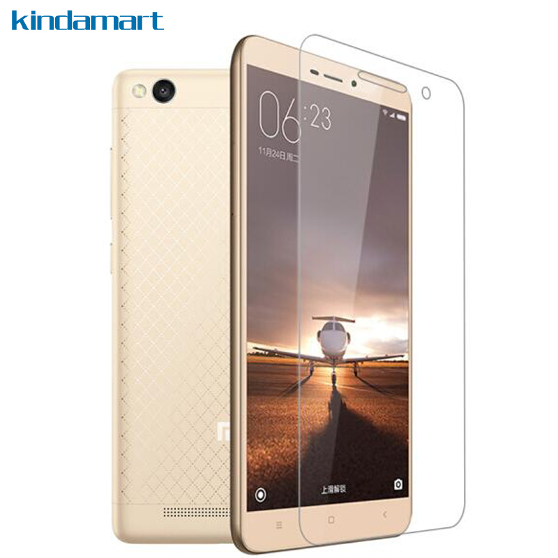 Toughed Protective Glass for Xiaomi Redmi 3S Screen Protector