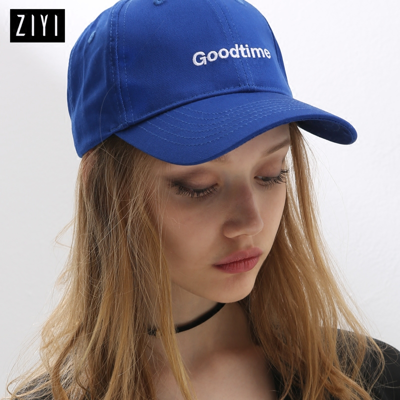 e5e5c8321b2 Casual Blue Baseball cap for girl Snapback hat summer Adjustable Sport Caps  men Couple Baseball cap women Hip hop cap  507-in Baseball Caps from  Apparel ...