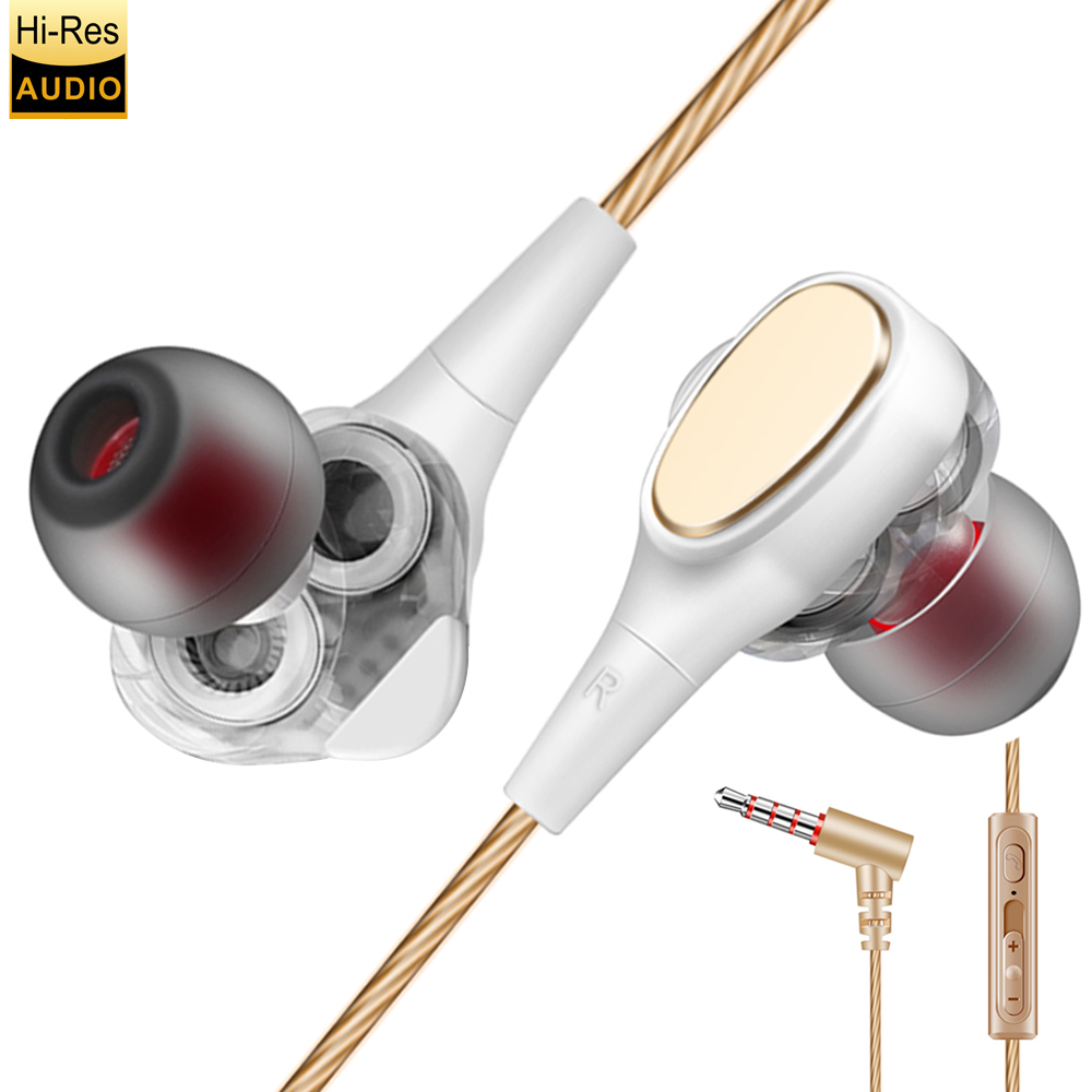 AIPAL Professional In Ear Earphone Metal Heavy Bass Sound Quality font b Music b font ired