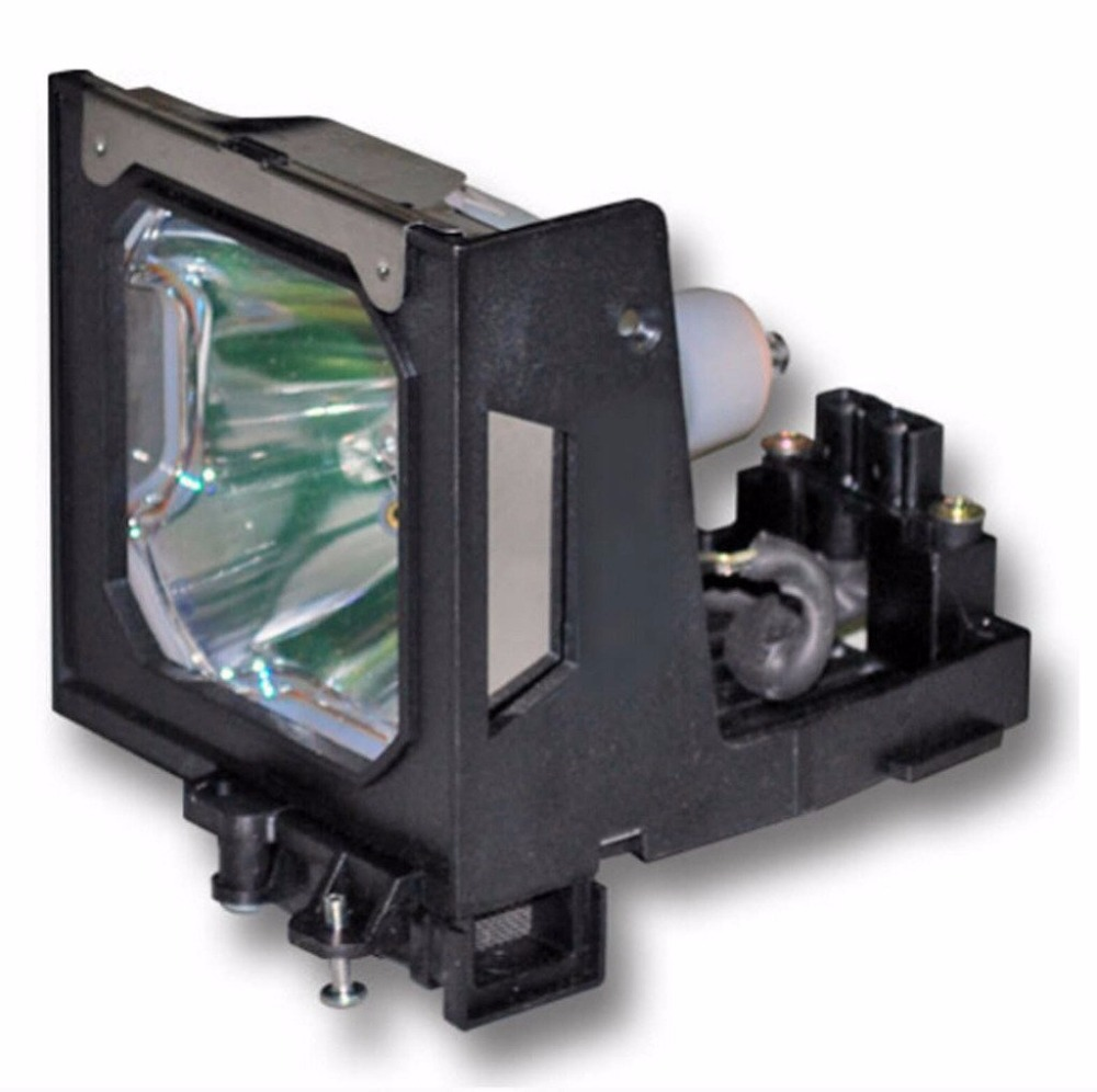 POA-LMP48  Replacement Projector Lamp with Housing  for SANYO PLC-XT10 (Chassis XT1000) / PLC-XT15 (Chassis XT1500) plc xm150 plc xm150l plc wm5500 plc zm5000l poa lmp136 for sanyo compatible projector lamp bulbs with housing