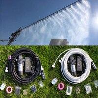 12V Misting Pump 160PSI High Pressure Booster Diaphragm Water Pump Sprayer
