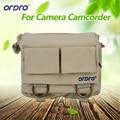 Free Shipping! Ordro Canvas Digital Video Camera Bag Camcorder Shoulder Bag For HD Digital Camera Camcorder