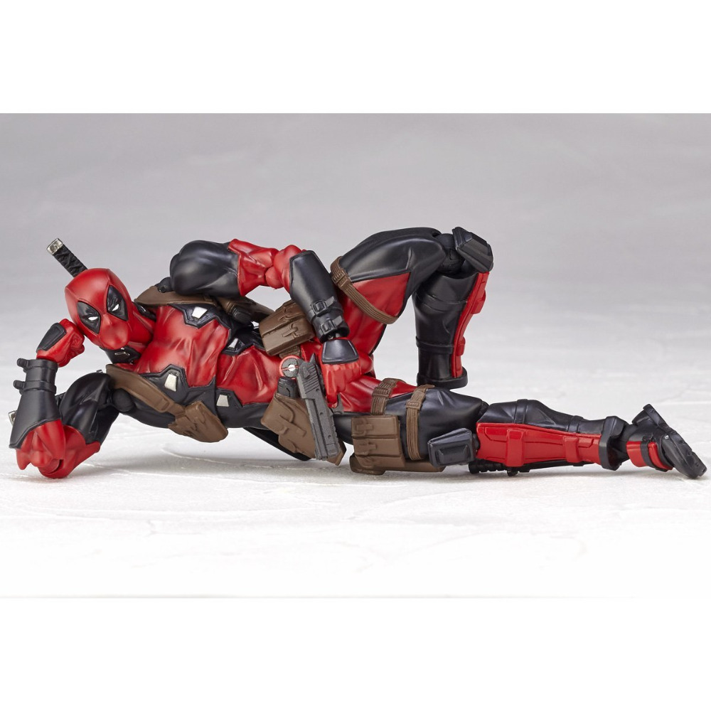 15cm Deadpool Action Figure 4