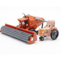 Disney Pixar Cars Frank And Tracter Chewall 1 55 Scale Diecast Metal Alloy Modle Cute Toys
