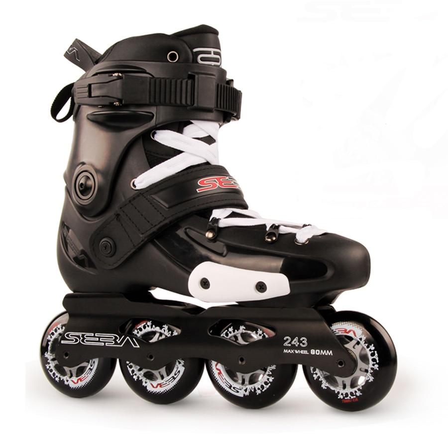 Japy Skate 100% Original SEBA FRMX Professional Slalom Inline Skates Adult Roller Skating Shoes Sliding Free Skating Patines networking cables