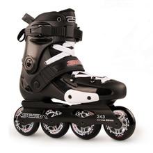 Japyスケート100% オリジナルセバfrmxプロスラロームインラインスケート大人のローラースケートの靴スライド送料スケートpatines
