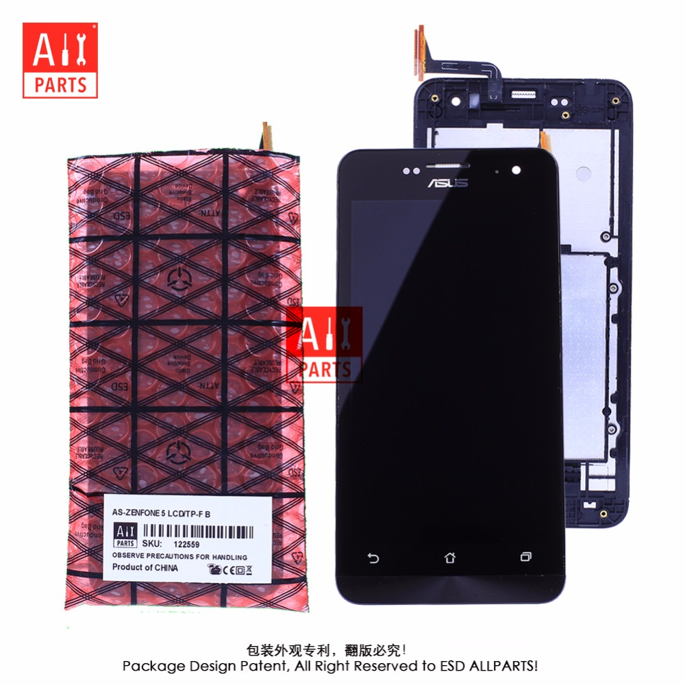 100 tested TFT 1280x720 Display For ASUS Zenfone 5 LCD font b Touch b font font