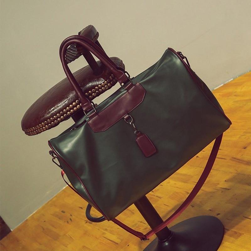 Taşınabilir Kadın Seyahat Çantaları Kadın Büyük Kapasiteli - Bagaj ve Seyahat Çantaları - Fotoğraf 4