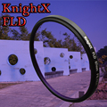 KnightX FLD Filter for Nikon D5200 D5300 Canon 600d 1200d 600d t3i t5i 750d 500d  t5 400d 70d 52mm 58mm 55mm 62mm 67MM 72MM 77MM