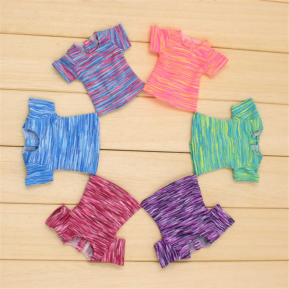 Одежда для 1/6; футболка Blyth; 6 цветов