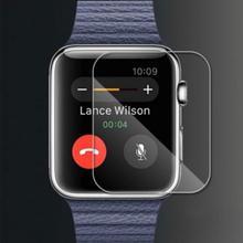 Gehärtetes Glas Screen Protector Film Schutz Für Apple Uhr Serie 38mm 42mm Für Apple Smart Uhr smartwatch