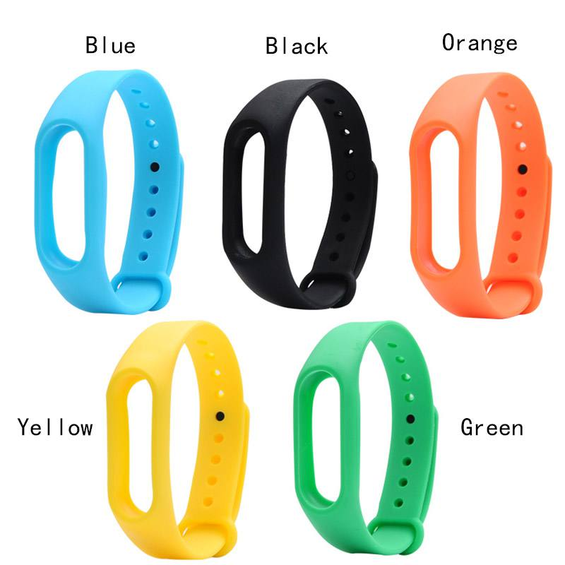 Replaceable Smart Wristband Wrist Strap Waterproof Band Bluetooth Smart Bracelet Sleep Fitness Tracker Wristbands Straps