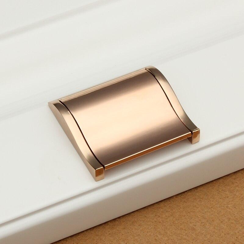 Modern minimalist stealth cabinet door handle free slot wardrobe ...
