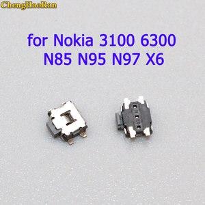 ChengHaoRan 5 шт. кнопка включения выключения питания запасные части для Nokia 3100 6300 6300E51 520 905 525 515 N85 N95 N97 X6