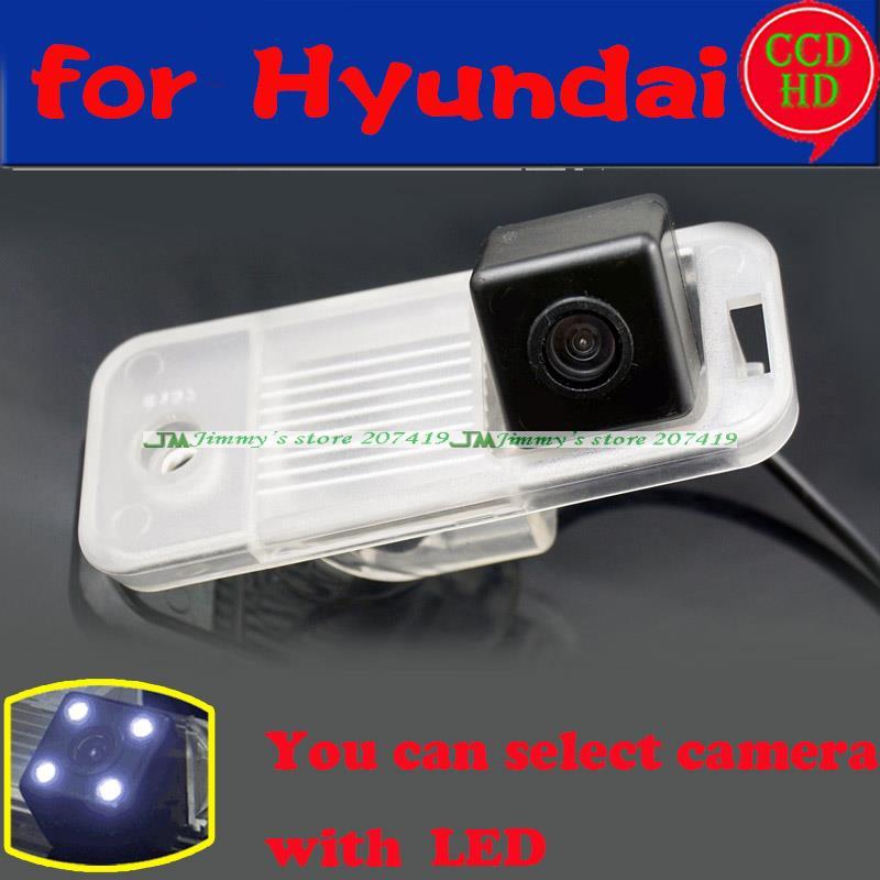 imágenes para Cámara de Visión Trasera/HD Copia de seguridad Cámara de Marcha Atrás/Lámpara de la Matrícula de Plug & Play Para Hyundai ix25 Para Hyundai grandeza