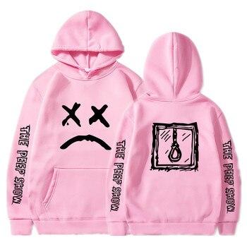 Štýlova mikina Lil Peep Sadness – 22 variant