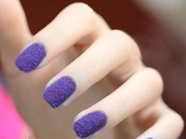 Violet blue color velvet flocking dust powder fluff set nail art violet blue color velvet flocking dust powder fluff set nail art tip decoration polish prinsesfo Choice Image