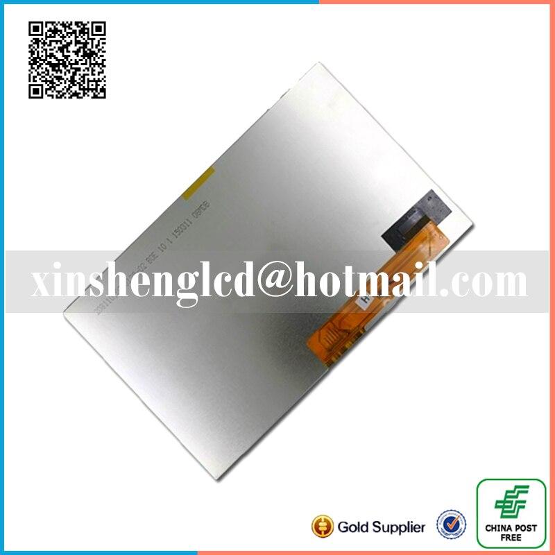 10.1 Inch Display LCD 232*135mm 1024x600 KR101LG1T 1030300828-REV:A Tablet PC Free Shipping
