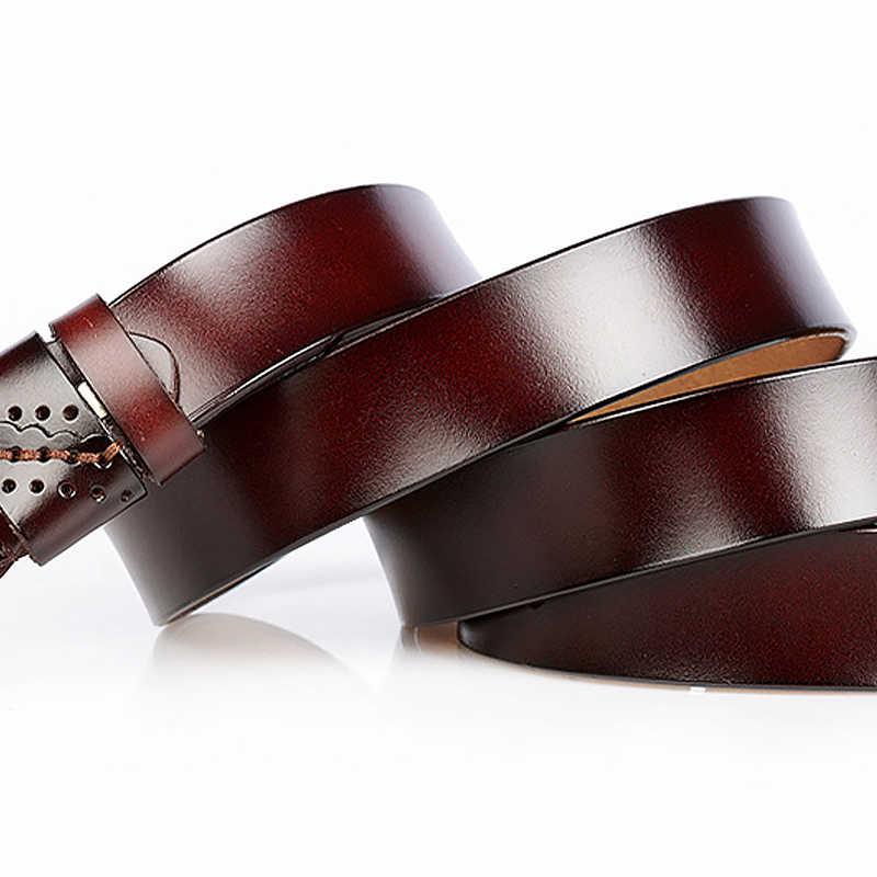 Fashion luxury brand woman women's desinger belt real leather strap jeans pants women's genuine leather belts womens woman WL015
