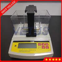 DE-120K Gold Reinheit Analysator Maschine Elektronische Gold inhalt detektor Wertvolle Metall silber Tester Gold K Wert Tester