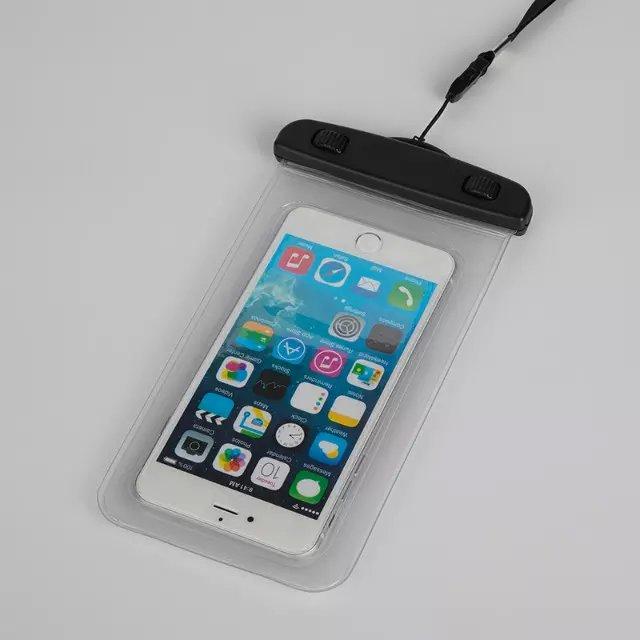 Bolsa impermeable universal FULAIKATE de 6 pulgadas para iPhone 8 - Accesorios y repuestos para celulares - foto 6