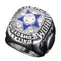 High Quality 1971 Dallas Cowboys Ring, America Football Super Bowl Champion Ring