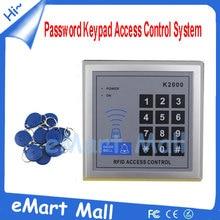 High Quality RFID Proximity Card Access Control System RFID/EM Keypad Card Access Control Door Opener