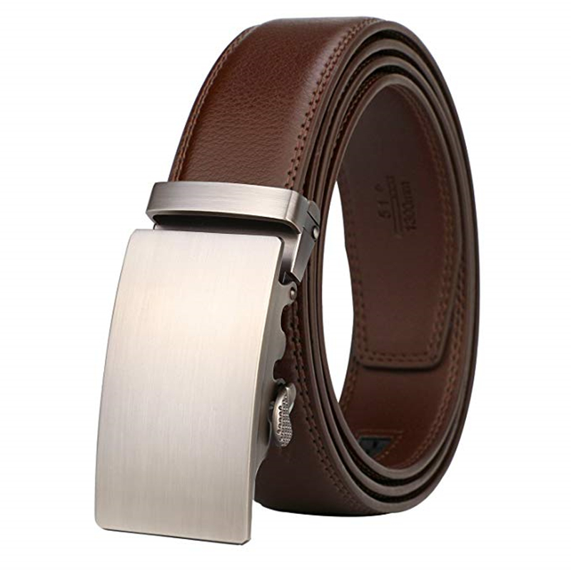 Belts Cummerbunds 2019 Luxury Designer Belts Men High Quality Genuine Leather Belt Male Automatic Buckle Fashion Waistband B38