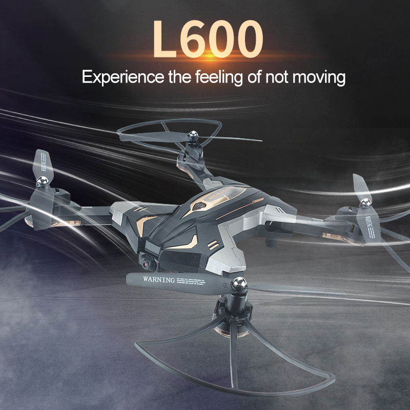 TK L600 Optical Flow Positioning Quadcopter Foldable Mini Drone With Camera Wifi FPV Selfie Drone Altitude Hold RC Helicopter new jjrc h51 rc helicopter mini selfie drone with camera hd 720p wifi one key return helicopter 6 axis 2 4hz vs h37 mini drone