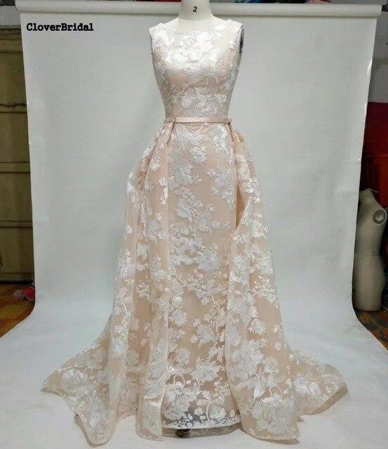 Brautkleid mantel spitze