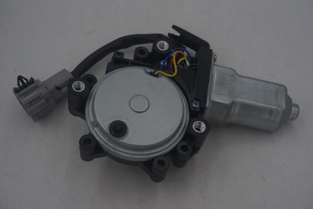 Genuine Nissan 80731-9FJ0A Regulator Motor Assembly