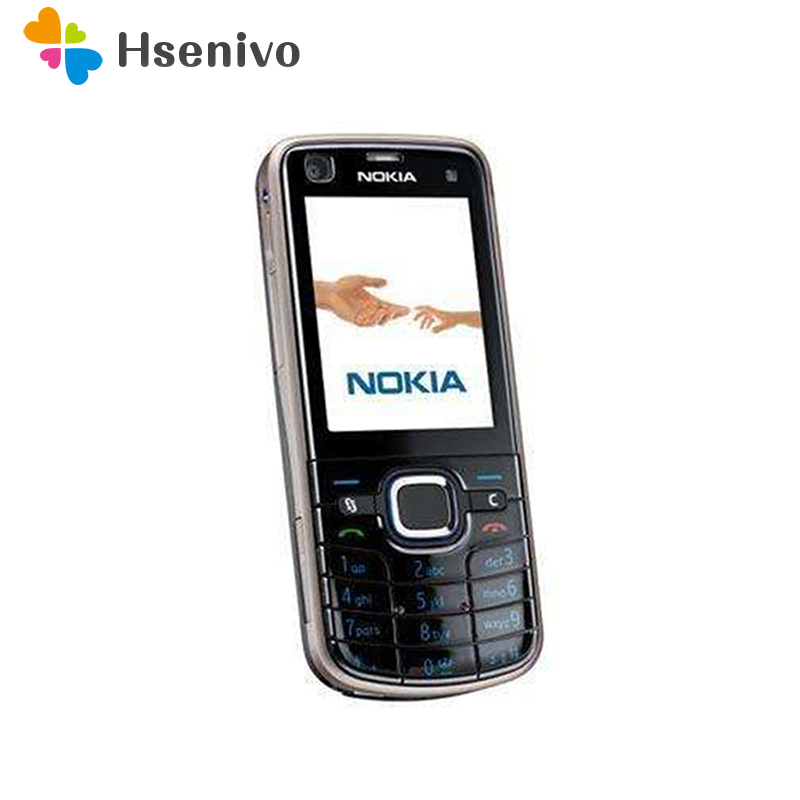 Original <font><b>Nokia</b></font> 6220 Classic A-GPS 3G <font><b>5MP</b></font> <font><b>Camera</b></font> 6220c mobile <font><b>phone</b></font> wholesale <font><b>Nokia</b></font> 6220 Refurbished Free Shipping image