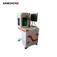 Desktop волоконно лазерная маркировочная машина RAYCUS/IPG лазерный источник маркеры