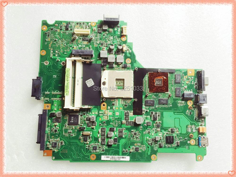 все цены на for ASUS N61JA laptop motherboard HM55 Support i3 i5 processor REV2.1 Free Shipping онлайн