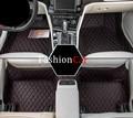 Novo! esteiras do assoalho do carro Para Volkswagen Jetta 6 MK6 2012 2013 2014 2015 Carro esteiras Pé Carro-styling