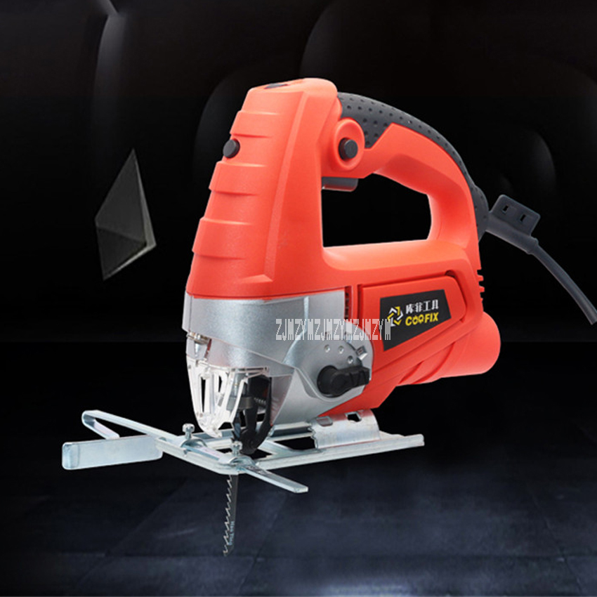 New Professional Electric Curve Saw M1Q-HS1-65 Home Multifunctional Woodworking Tools Curve Saw Pull Saws 220v 780W 0-3000r/min 30 3000r 30