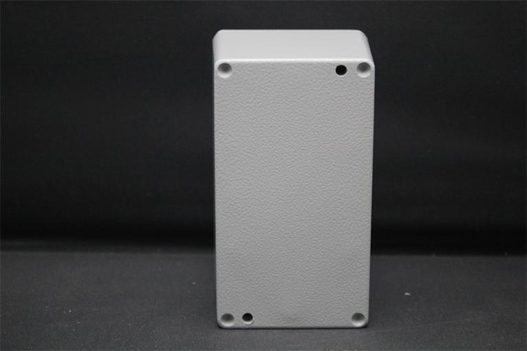 115*65*55MM Aluminum Project Box Enclousure Case Electronic 65 95 55mm waterproof case