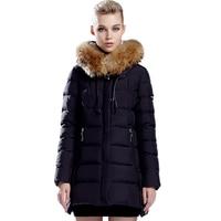 Пуховые пальто