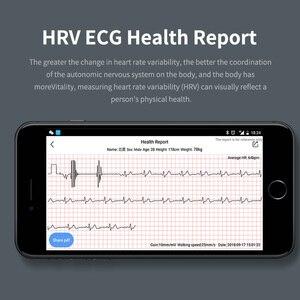 """Image 3 - חכם צמיד G36 אק""""ג PPG לב קצב חכם להקת שינה צג גשש כושר לחץ דם שעון צבע מסך Multisport להקה"""