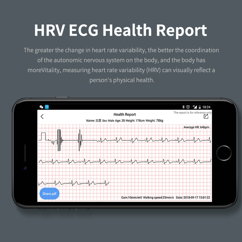 Image 3 - Smart Bracelet G36 ECG PPG Heart Rate Smart Band Sleep Monitor Fitness Tracker Blood Pressure Watch Color Screen Multisport Band-in Smart Wristbands from Consumer Electronics