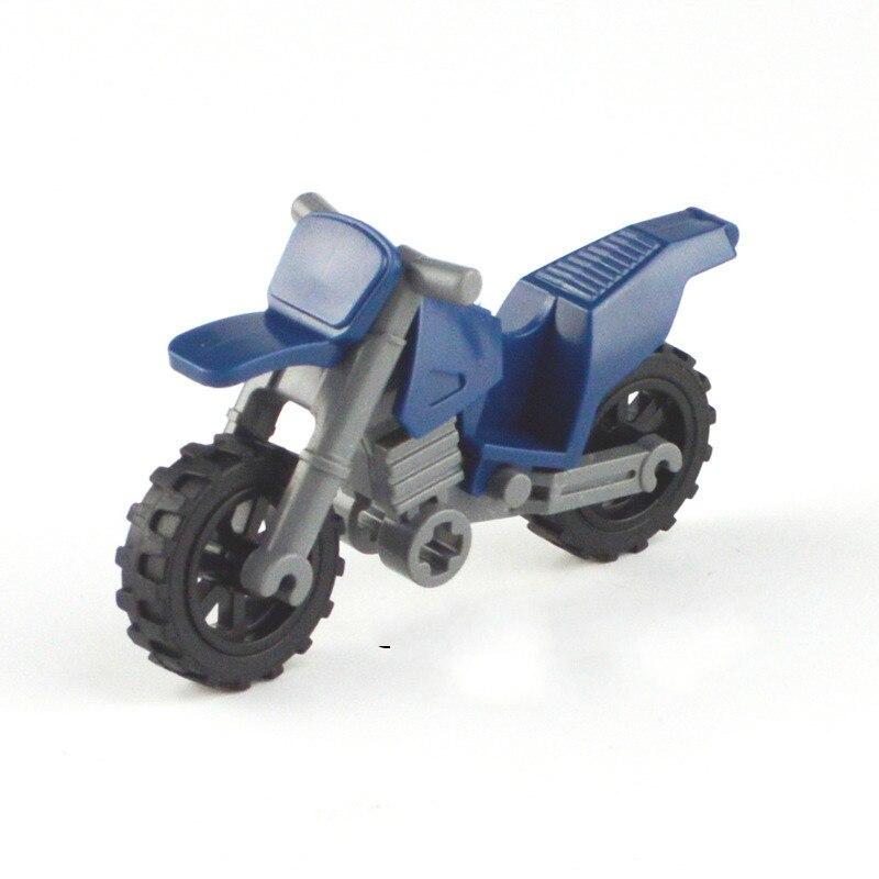 1 Pcs Blue Motorcycle Action Figures Auto Speelgoed Model Speelgoed Voertuig Auto Kinderen Speelgoed Harmonieuze Kleuren