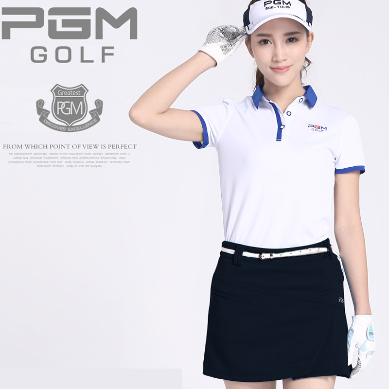 062fb8ad83 Nice Brand Women's Golf Frill Skirt elastic slim solid quality sport  Pleated Short Skirt lady Lined