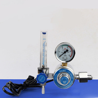 Argon CO2 Gas Pressure Flow Meter Regulator High Quality Metal MIG MAG Weld Welding Gauge 0 25 Mpa