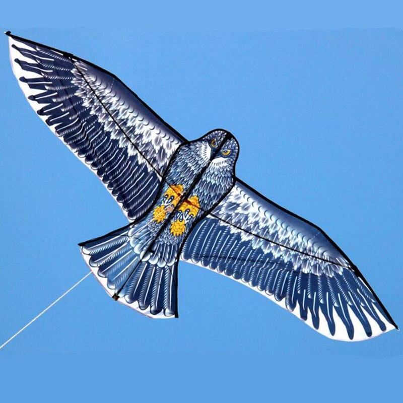 Hohe Qualität Outdoor-sportarten 1,5 mt Adler Drachen Mit Griff und ...