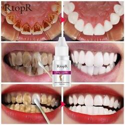 Зубы гигиена полости рта отбеливающая эссенция сущность ежедневного использования эффективное удаление доска пятна чистящий продукт